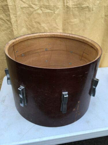 "Ludwig club date 20"" old Bass Drum - d847"