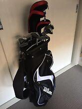 Wilson golf clubs Caroline Springs Melton Area Preview
