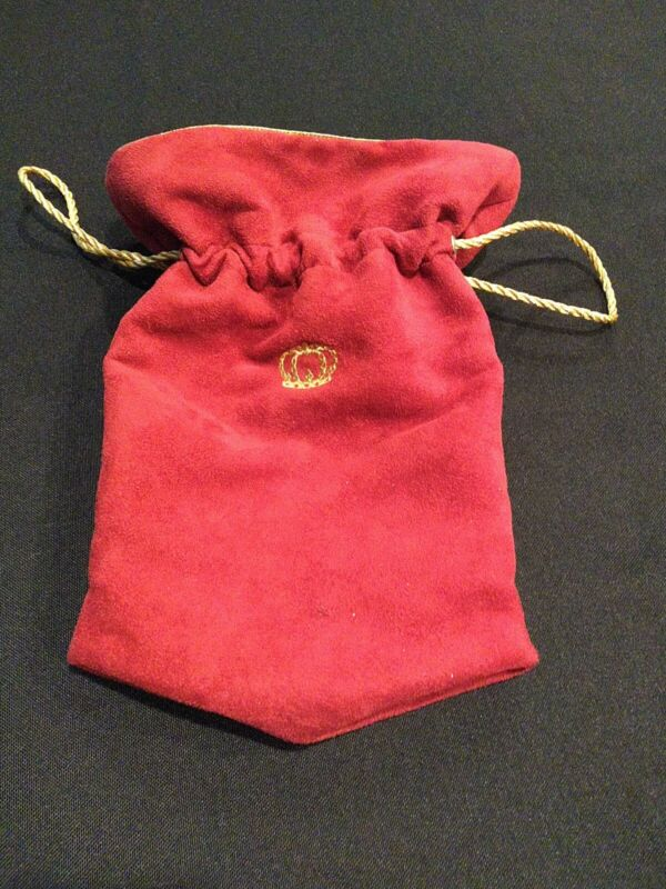 Crown Royal XR Red Bag