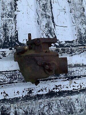 Allis Chalmers Wd-45 Tractor Carburetor