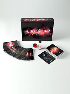 summers nights intimacy naughty game with cards adult