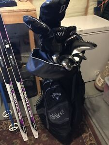 Calaway Solaire Golf Clubs- Ladies