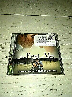 The Best Of Me Original Motion Picture Soundrack CD Album EMI Records NEW