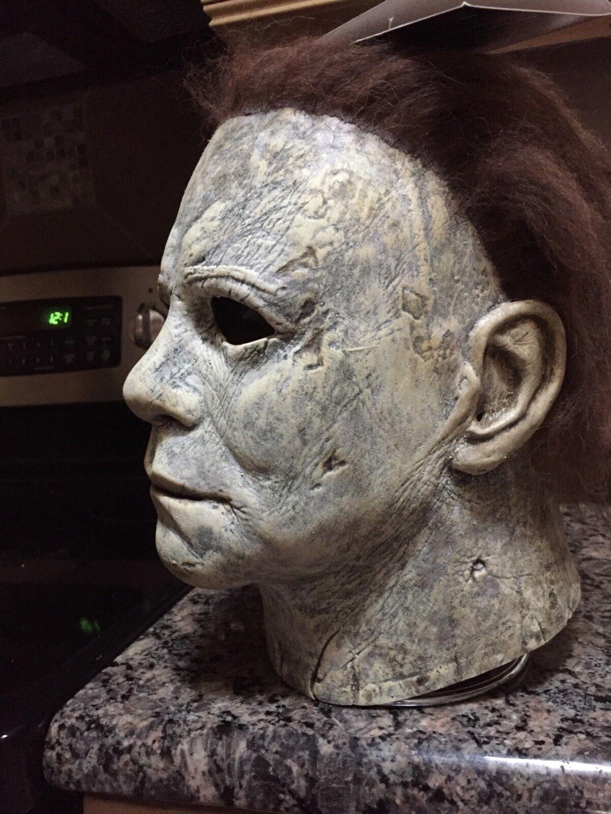 Halloween 2018 Michael Myers Mask.Halloween 2018 Michael Myers Mask Trick Or Treat Studios Shopping Bin Search Ebay Faster