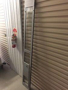 Dog door for patio and sliding doors Merrimac Gold Coast City Preview