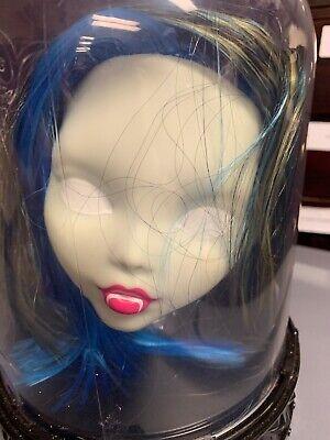 Monster High Styling Head Bust Toy Hair Girlz Mattel 2014 Just Play K20