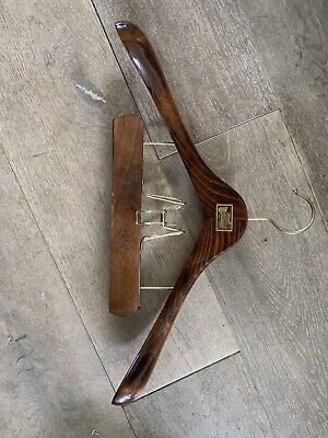 Fitwell Antique Coat Hangers From West Germany