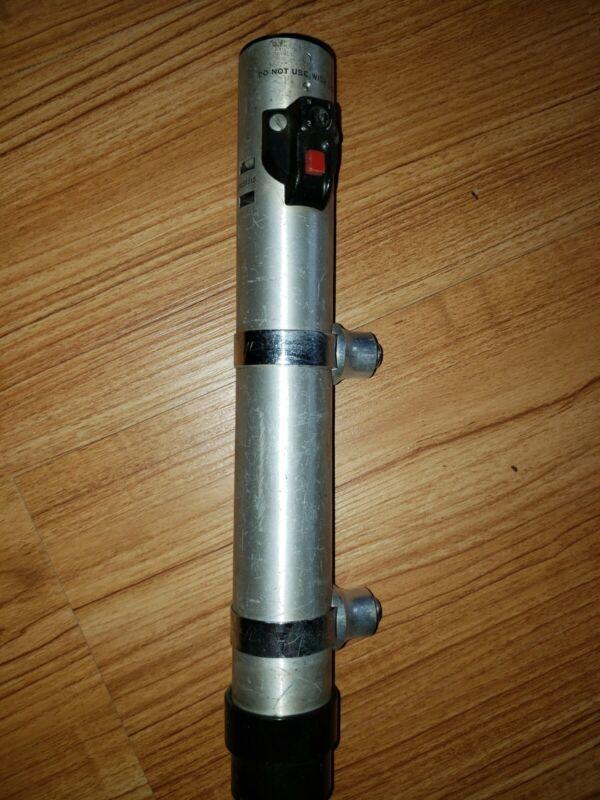 Vintage Graflex 3 Cell Flash Handle. Just like Star Wars Lightsaber Prop.