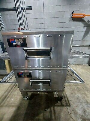Middleby Marshall Ps740g Ovens Pizza Conveyor