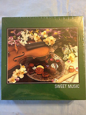 Puzzle Makers International 500 PC Jigsaw Puzzle--Sweet Music