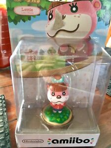 Amiibo pour jeux Animal Crossing