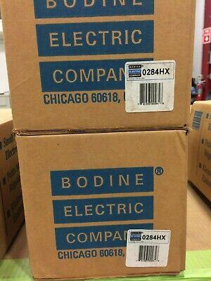 Bodine Electric 0284 115230v 13 Hp 4.82.4 Amp