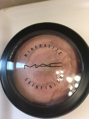 Mac Mineralize SkinFinish LIGHT YEAR New No Box AUTHENTIC Bronzer Shimmer for sale  Richmond