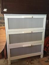 Free white drawer tall boy Avalon Pittwater Area Preview