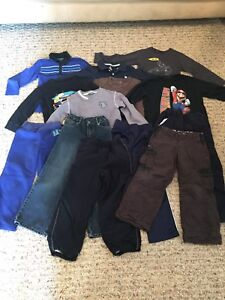 Boys Clothes Size 5