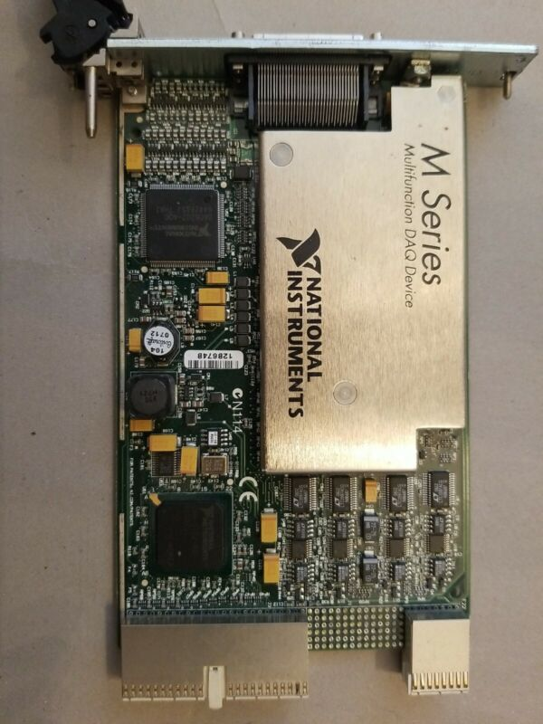 NI PXI-6289 M Series Multifunction DAQ