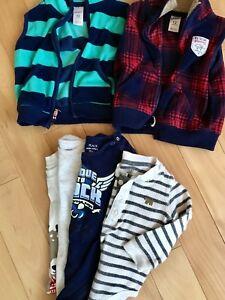 Boys 6-12 month clothes