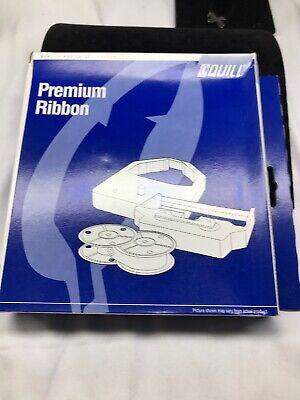 Ibm Wheelwriter 10-70 Black Ribbon Models 3 5 6 Quill Brand 7-11312 Nib
