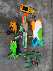 Nerf Guns and similar from $5