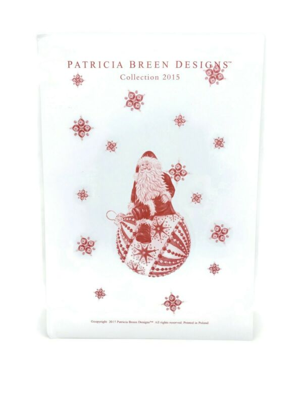 Patricia Breen Catalog Christmas Fall Holiday Ornament Designs 2015