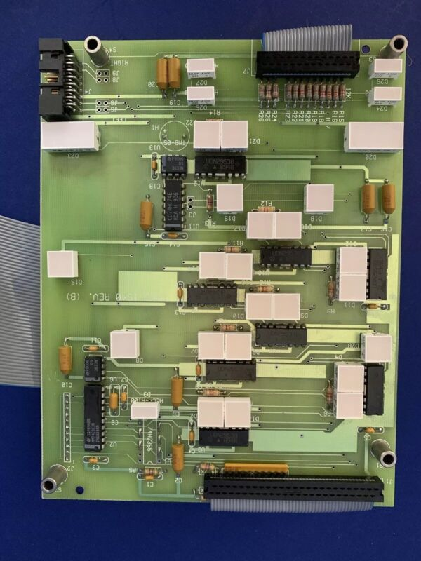 Air Products GasGuard GG450 CRSD 1540 PCB, Used