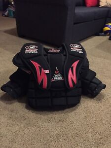 McKenney Pro Spec 370 JR Small Chest Protector