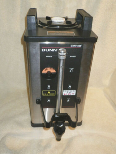 Bunn Commercial 27850 0016 1.5 Gallon Server For SH Model Coffee System