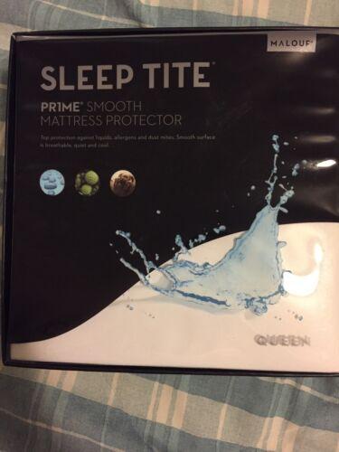 SLEEP TITE PR1ME Smooth 100% Waterproof Hypoallergenic Queen