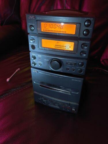 Vintage 1991  JVC UX-1  Micro Component System