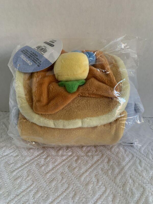 Anirollz - Owlyroll Plush w/ Pancake Blanket (Small)