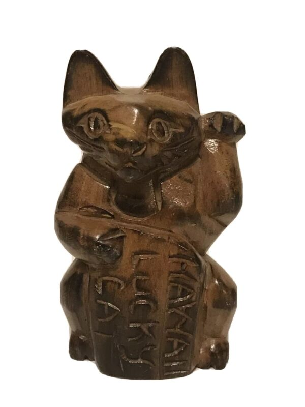 Vintage Hawaii Lucky Cat