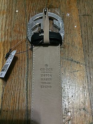 real gucci belt serial number