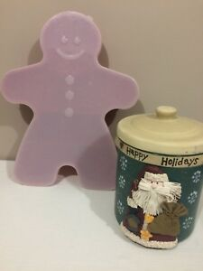 Xmas cookie jar and container