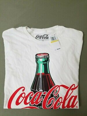 New Mens Coca Cola T-Shirt.