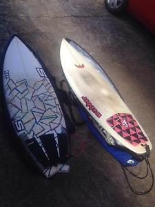 $180 Webber surfboard & $190 Simon surfboard Stanmore Marrickville Area Preview