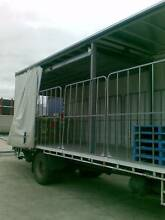 2008 Hino GH Curtainsider with 5 Day p.w. Perm Work and RWC Sunshine West Brimbank Area Preview