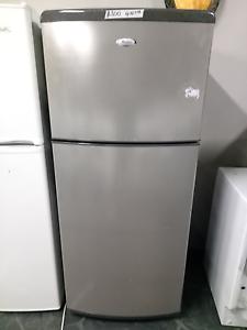 Whirlpool S /S  410L fridge freezer Lalor Whittlesea Area Preview