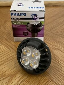 Philips master LED MR16 7w 3000k Warm White 26 in total