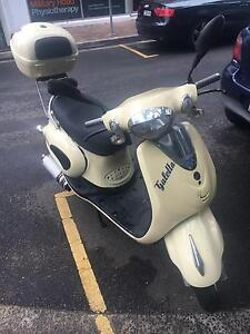 Torino Motorcycle for a very good price!!! Neutral Bay North Sydney Area Preview