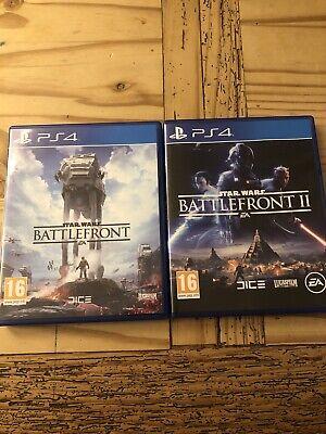 Star Wars Battlefront & Battlefront II Bundle