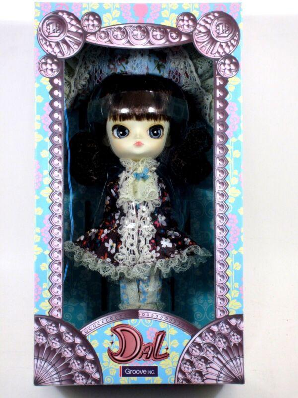 """Jun Planning / Groove Dal doll D-113 SATTI Pullip 10.5"""" fashion NRFB"""