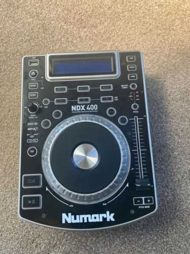 Numark NDX 400 Pro DJ CD Players (CDJ) with MP3 + USB (