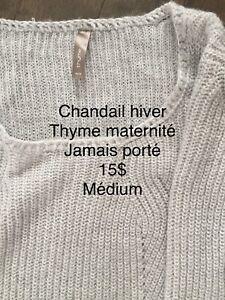CHANDAIL NEUF