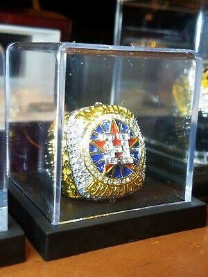 Acrylic RING Display Box #CHAMPIONSHIP #SuperHero #Motorcycle #Showcase #Trophy  - Superhero Trophy