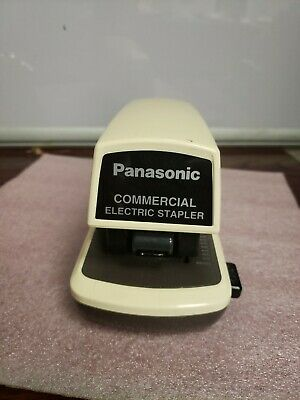 Panasonic Commercial Electric Stapler Model As-300n