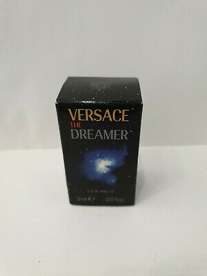 Versace the Dreamer 5ml Edt New& Boxed