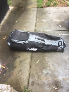 Golf travel bag with wheels Stirling Adelaide Hills Preview