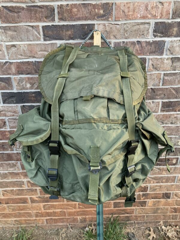 MALICE ALICE LARGE PACK CONVERSION WITH MOLLE STRAPS WAIST BELT