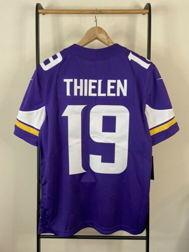 NEW Nike Minnesota Vikings Adam Thielen #19 Vapor Untouchabl