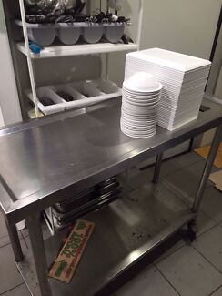 Shop closing down! **chicken trolley for sale** Newington Auburn Area Preview